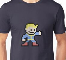 8 Bit Pip boy  Unisex T-Shirt