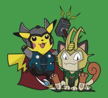 Pikathor/Meowki Kids Clothes