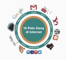 10 Peta Uang di Internet by arieframadhan