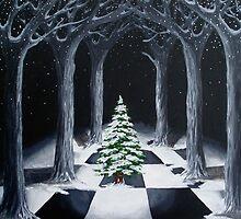 Christmas Cathedral by Hannah Aradia