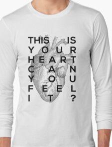 Your heart Long Sleeve T-Shirt