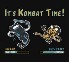 It's Kombat Time! by avokes