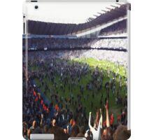 Manchester City FC Winning Title iPad Case iPad Case/Skin