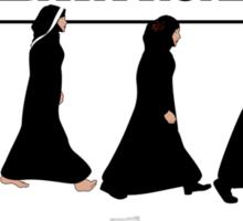 Abaya Road Sticker