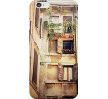 Italian House  iPhone Case/Skin
