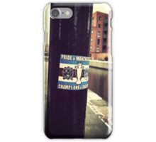 MCFC - Pride of Manchester iPhone Case/Skin