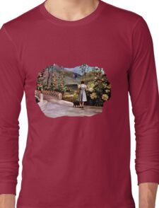 The Wizard of Oz? Long Sleeve T-Shirt