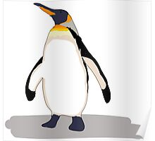 Pingüino Poster