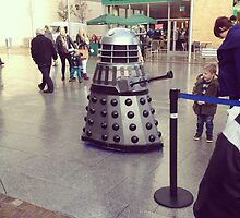 Exterminate! by terrigardner