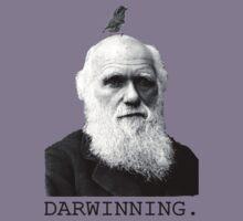 Darwin & Finch by Imagineer29