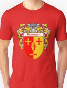 Branagan Coat of Arms/Family Crest T-Shirt