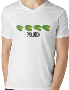 Halo Evolution (Halo) Mens V-Neck T-Shirt