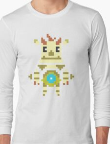 Pixel Knack Long Sleeve T-Shirt