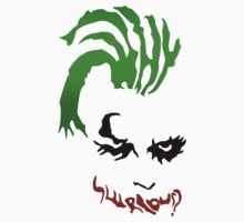 Why So Serious? - The Dark Knight Joker Kids Clothes