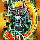 Midna, the Twilight princess by BlueFayt