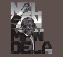 Nelson Mandela. by plantmasta89