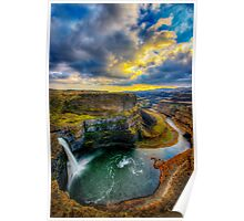 Palouse State Park Poster