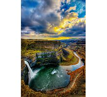 Palouse State Park Photographic Print