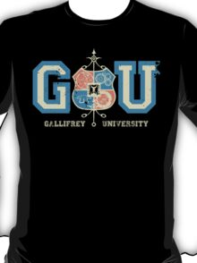 GU Gallifrey University T-Shirt