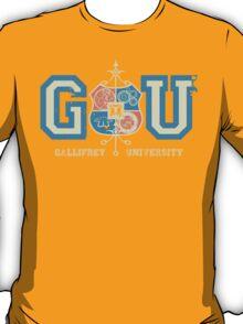 GU Gallifrey University T-Shirt