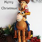 A Very Merry Woody And Bullseye Christmas by Evita