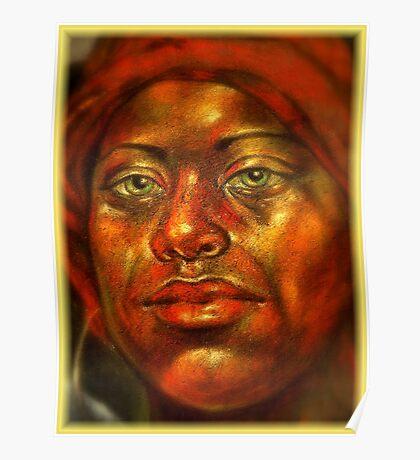 Chalk Portraits ~ Part Thirteen Poster