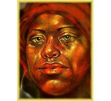 Chalk Portraits ~ Part Thirteen Photographic Print