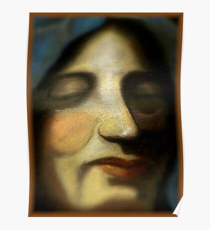 Chalk Portraits ~ Part Fourteen Poster