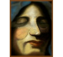 Chalk Portraits ~ Part Fourteen Photographic Print