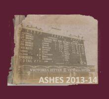 Ashes Scoreboard by nosnia