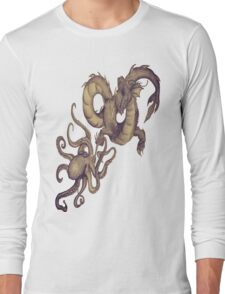 Sea Creatures of the Deep Long Sleeve T-Shirt