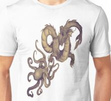 Sea Creatures of the Deep Unisex T-Shirt