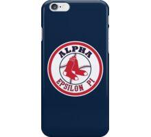 AEPi Boston Red Sox iPhone Case/Skin