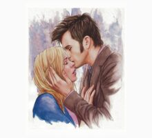 The Doctor and Rose. by drunkenazteca