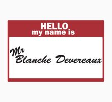 Mr Blanche by generalbubbyy