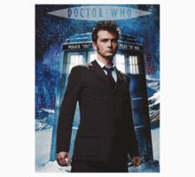 David Tennant - Dr Who by drunkenazteca