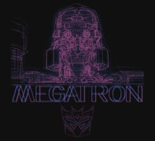 megatron wireframe Regeneration transformers by colioni