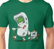 Gameboy and DS Unisex T-Shirt