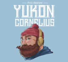 Yukon Cornelius Arctic Adventures by Rob DelZotto