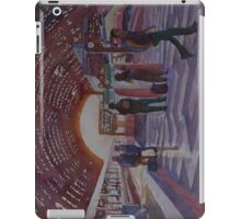 Changing in Milan iPad Case/Skin