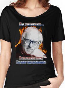 Bradbury vs. Censorship Women's Relaxed Fit T-Shirt