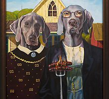 American Dogs by tomAartist