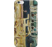 Midnight Duet iPhone Case/Skin