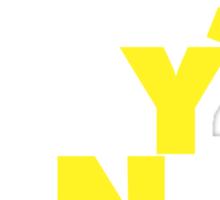 NSYNC Sticker