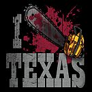 I Love Texas by popnerd