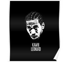 Kawhi Leonard Poster