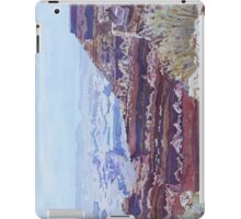 South Rim Color iPad Case/Skin
