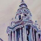 A Spire of Saint Pauls by JennyArmitage