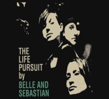 Belle and Sebastian 'The Life Pursuit' (Colour Aspect) by TISM