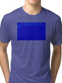 READY. Tri-blend T-Shirt